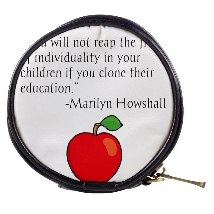 Fruit of Education Mini Makeup Bags