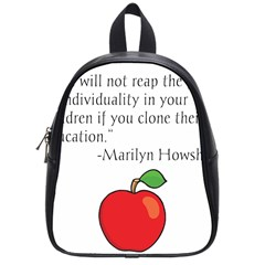 Fruit of Education School Bags (Small)