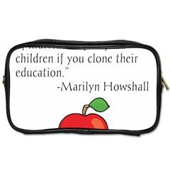Fruit of Education Toiletries Bags