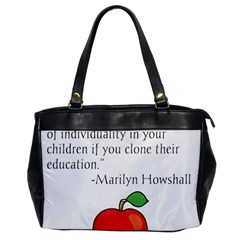 Fruit of Education Office Handbags