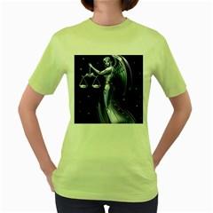 1474578215458 Women s Green T-Shirt