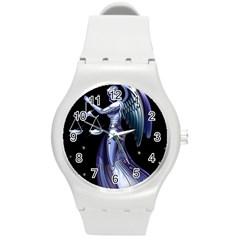 1474578215458 Round Plastic Sport Watch (M)
