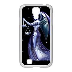 1474578215458 Samsung GALAXY S4 I9500/ I9505 Case (White)