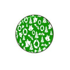 Backdrop Background Card Christmas Hat Clip Ball Marker (4 pack)