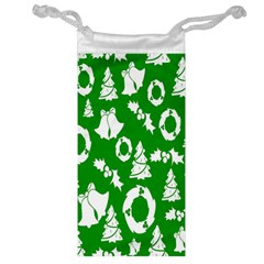 Backdrop Background Card Christmas Jewelry Bag
