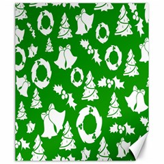 Backdrop Background Card Christmas Canvas 20  x 24