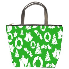Backdrop Background Card Christmas Bucket Bags