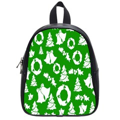 Backdrop Background Card Christmas School Bags (Small)