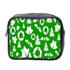 Backdrop Background Card Christmas Mini Toiletries Bag 2-Side