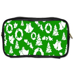 Backdrop Background Card Christmas Toiletries Bags