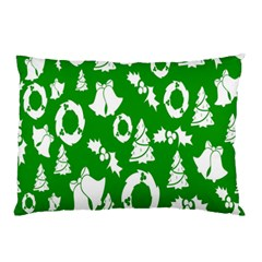 Backdrop Background Card Christmas Pillow Case (Two Sides)