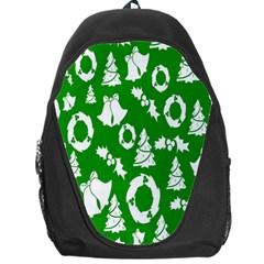 Backdrop Background Card Christmas Backpack Bag