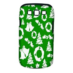 Backdrop Background Card Christmas Samsung Galaxy S Iii Classic Hardshell Case (pc+silicone)