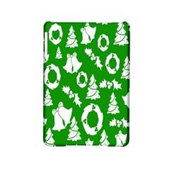 Backdrop Background Card Christmas iPad Mini 2 Hardshell Cases