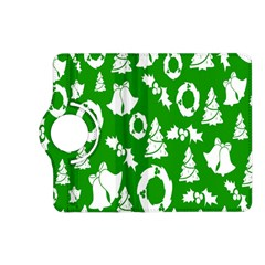 Backdrop Background Card Christmas Kindle Fire HD (2013) Flip 360 Case