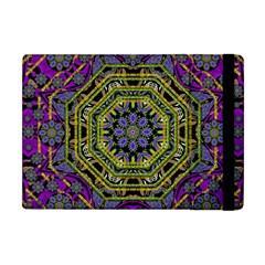 Wonderful Peace Flower Mandala Apple iPad Mini Flip Case