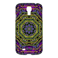 Wonderful Peace Flower Mandala Samsung Galaxy S4 I9500/I9505 Hardshell Case