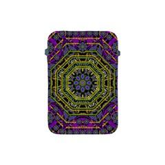 Wonderful Peace Flower Mandala Apple iPad Mini Protective Soft Cases