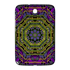 Wonderful Peace Flower Mandala Samsung Galaxy Note 8.0 N5100 Hardshell Case