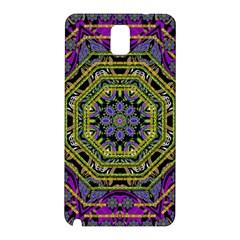 Wonderful Peace Flower Mandala Samsung Galaxy Note 3 N9005 Hardshell Back Case