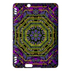 Wonderful Peace Flower Mandala Kindle Fire HDX Hardshell Case