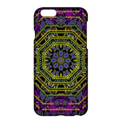 Wonderful Peace Flower Mandala Apple iPhone 6 Plus/6S Plus Hardshell Case