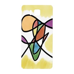 Art Abstract Exhibition Colours Samsung Galaxy Alpha Hardshell Back Case
