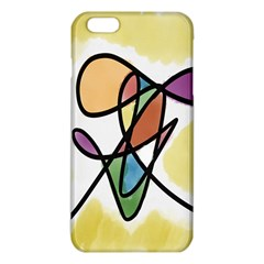Art Abstract Exhibition Colours iPhone 6 Plus/6S Plus TPU Case