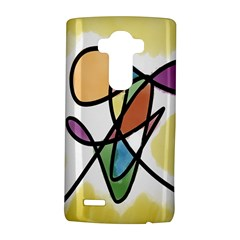 Art Abstract Exhibition Colours LG G4 Hardshell Case