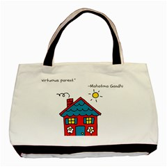 No School Greater... Basic Tote Bag (Two Sides)