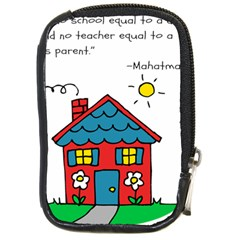 No School Greater... Compact Camera Cases
