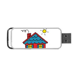 No School Greater... Portable USB Flash (Two Sides)