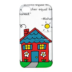 No School Greater... Apple iPhone 4/4S Hardshell Case with Stand