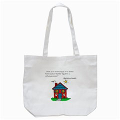 No School Greater... Tote Bag (White)