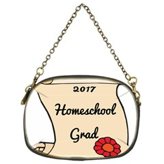 2017 Homeschool Grad! Chain Purses (Two Sides)