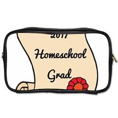 2017 Homeschool Grad! Toiletries Bags 2-Side