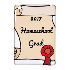 2017 Homeschool Grad! Apple iPad Mini Hardshell Case (Compatible with Smart Cover)
