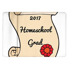 2017 Homeschool Grad! Samsung Galaxy Tab 10.1  P7500 Flip Case