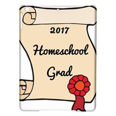 2017 Homeschool Grad! iPad Air Hardshell Cases