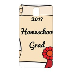 2017 Homeschool Grad! Samsung Galaxy Note 3 N9005 Hardshell Back Case