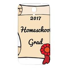 2017 Homeschool Grad! Samsung Galaxy Mega I9200 Hardshell Back Case