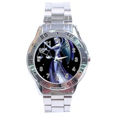 1474578215458 Stainless Steel Analogue Watch