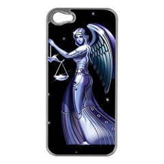 1474578215458 Apple iPhone 5 Case (Silver)