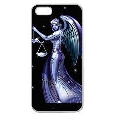 Logo 1481988059411  Img 1474578215458 Logo1 Img 1471408332494 Apple Seamless iPhone 5 Case (Clear)