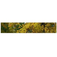 Vermont Tree in Autumn Flano Scarf (Large)