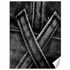 Backdrop Belt Black Casual Closeup Canvas 36  x 48