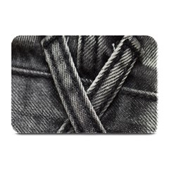 Backdrop Belt Black Casual Closeup Plate Mats