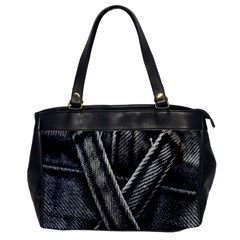 Backdrop Belt Black Casual Closeup Office Handbags