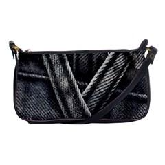 Backdrop Belt Black Casual Closeup Shoulder Clutch Bags