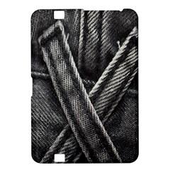 Backdrop Belt Black Casual Closeup Kindle Fire HD 8.9